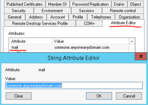 email address is no longer valid