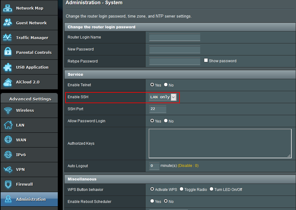 Install Entware on ASUS Router RT-AC58U - Webbanshee